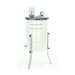 Bal Süzme Makinesi - 500mm, 4 çerçeveli, Elektrikli 12V-220V (MINIMA)