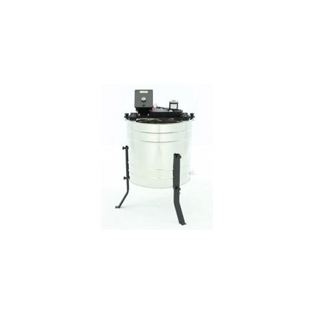 Bal Süzme Makinesi - 500mm, 4 çerçeveli, Elektrikli 12V-220V, BASIC