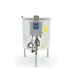 Yatarlı Bal Süzme Makinesi - 720 mm, 4 Çerçeveli, Elektrikli 220V+12V, MINIMA
