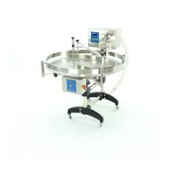 Bal Şişeleme Makinesi ve Döner Masa (CLASSIC)