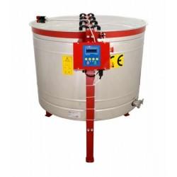 Yatarlı Bal Süzme Makinesi - 720mm, 4 Çerçeveli, Elektirikli 220V, Full Otamatik Kontrol Paneli (CLASSIC)