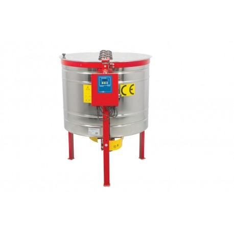 Bal Süzme Makinesi, Çapı 1000mm, 8 Standart Çerçeve Kasetli, Güç Kaynağı 230V/12V - Optima