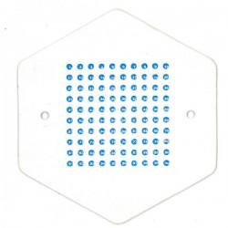 Stiker Mavi