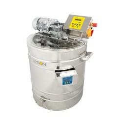 Bal Krema yapma ve Isıtma Makinesi, 70L, Güç Kaynağı 220V, Otomatik kontrol paneli (PREMIUM)