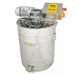 Bal Krema Makinesi, Kapasite 100 L, Güç kaynağı 220V, Otomatik kontrol paneli (PREMIUM)