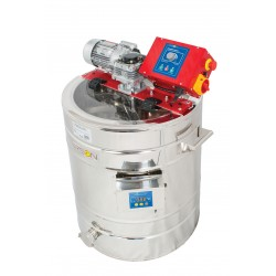 Bal Krema yapma ve Isıtma Makinesi, 50L, Güç Kaynağı 220V, Otomatik kontrol paneli (CLASSIC)